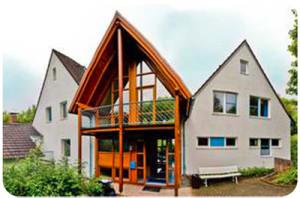 Haus Sonnenwinkel in Detmold