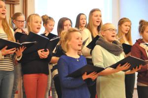 Jugendchor der Gemeinde Laukaa